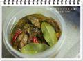 2013.12.19牡蠣のオリーブオリーブオイル漬け2