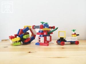 4歳のレゴ作品