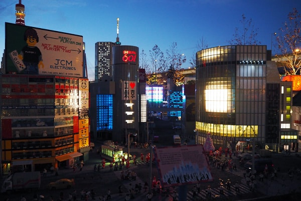 ミニランド「渋谷」