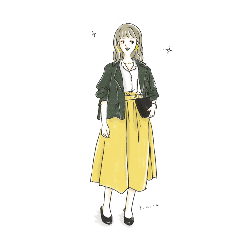 ラグジュアリーな夜遊びの服装