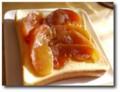 りんごのカラメル煮バターのせonトースト