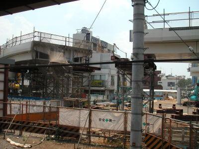 2002年5月大泉学園駅南口