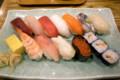 握り寿司大盛り