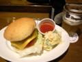 ハンバーガープレート&ヒューガルデン