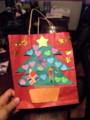 クリスマス紙袋