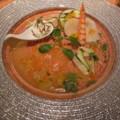 新鮮海の幸と新鮮野菜のブレッセ