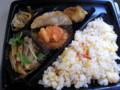 海老チリ&桜えび炒飯