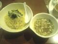 つけ麺@小吃坊