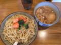 特製つけ麺@蕃茄