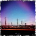 東北新幹線車窓