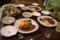 誕生会の料理