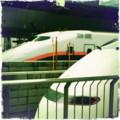 新幹線@東京駅