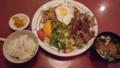 豚バラ肉と玉葱の生姜焼きセット