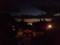 鶴岡八幡宮大階段からの展望。本日夕刻に撮影。