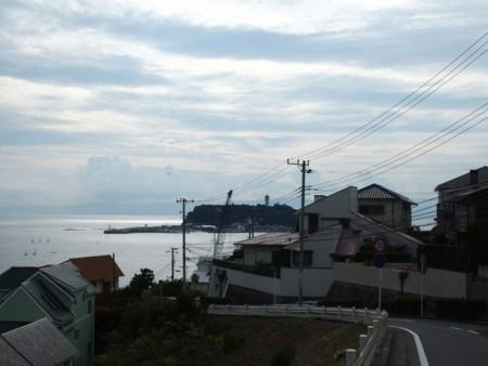 某・白浜坂高校が実際にあったらこんな江ノ島が見えるはず