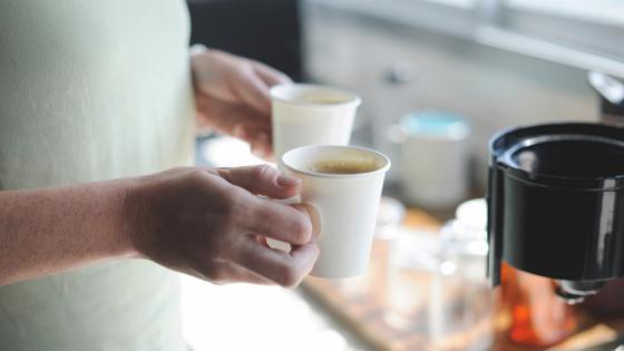 コーヒーで集中力UP