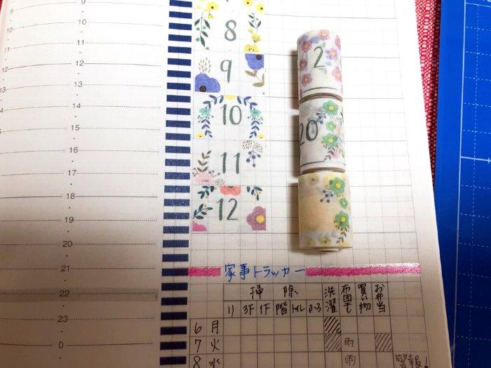 2020-01-08日付マステ2