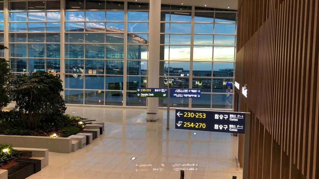 仁川空港の写真