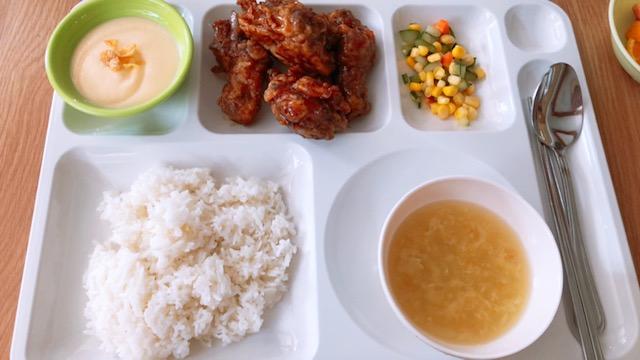 昼ごはんの写真1