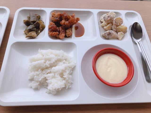昼ごはんの写真2