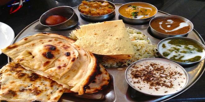北インド料理の写真