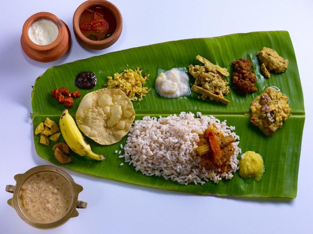 南インド料理の写真