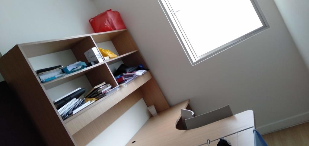 勉強部屋の写真