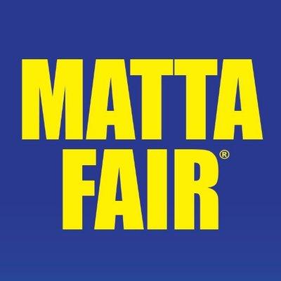 マタフェアのロゴ