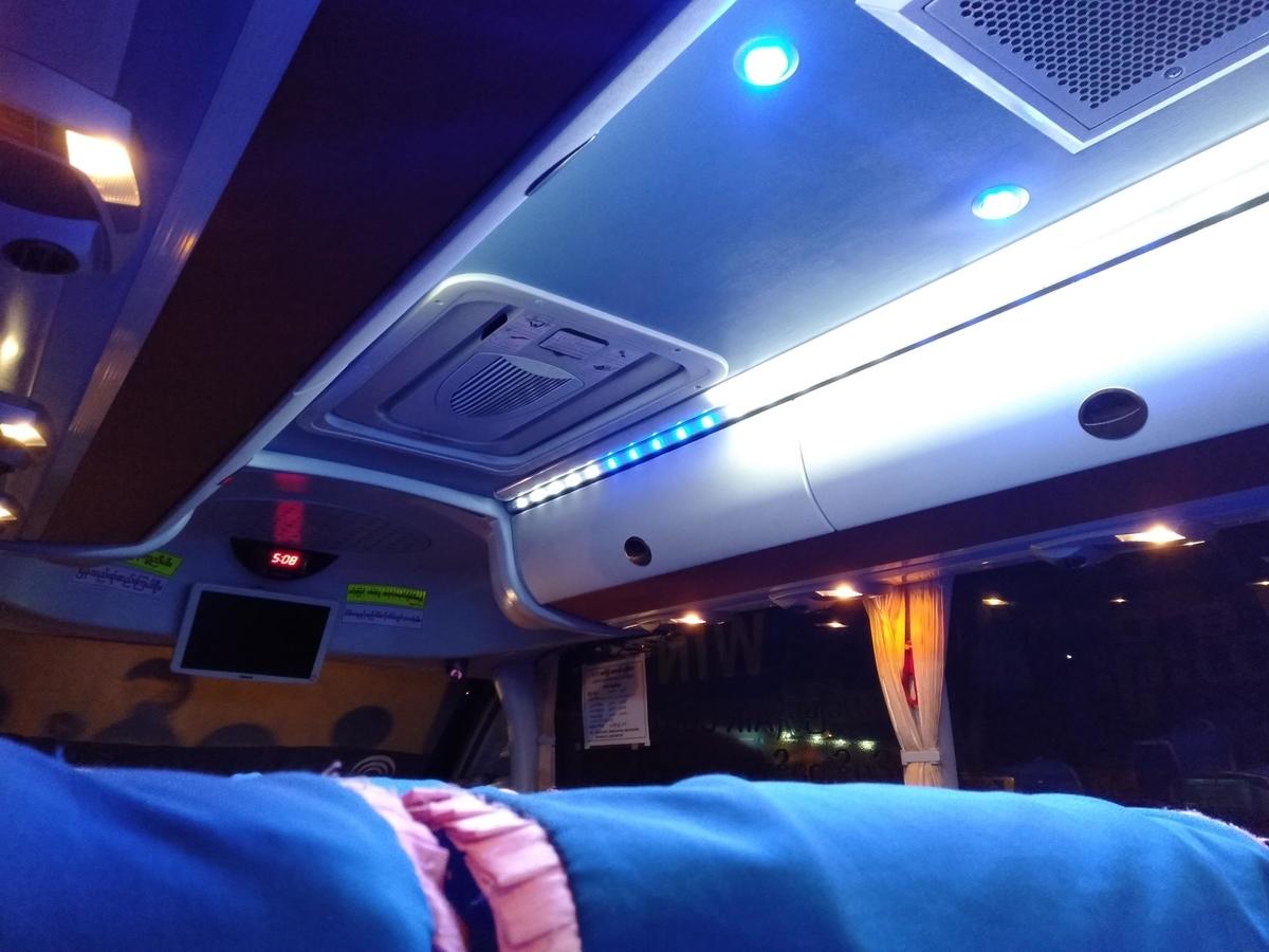 バスの中2