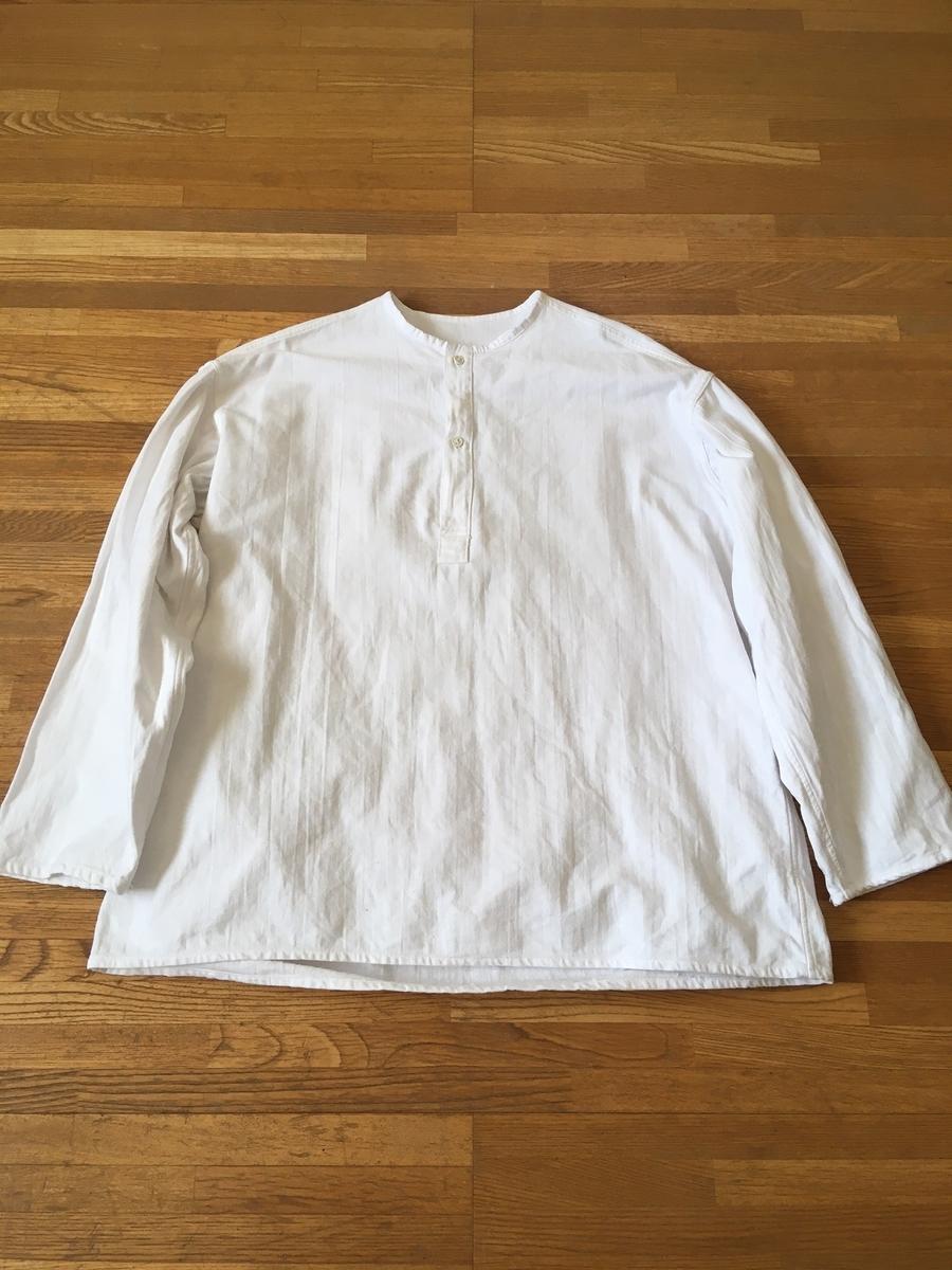 ロシア軍スリーピングシャツ