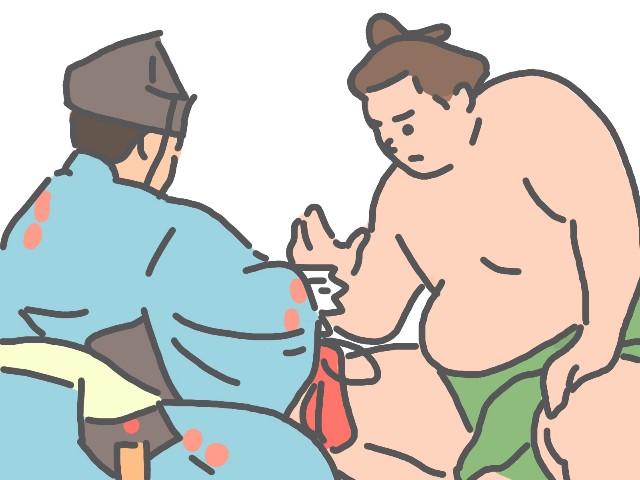 相撲 取り組み の 結果