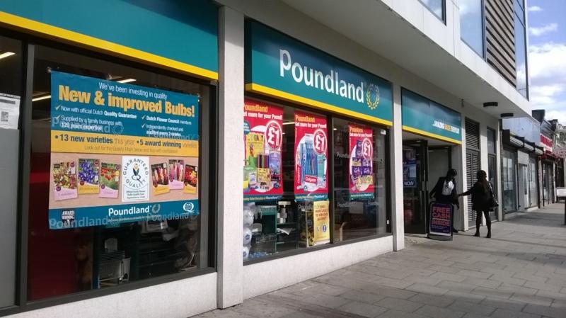 イギリスでおみやげを買うなら1ポンドショップへ行ってみよう ...