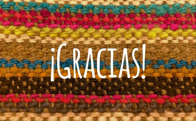 スペイン語のGRACIAS