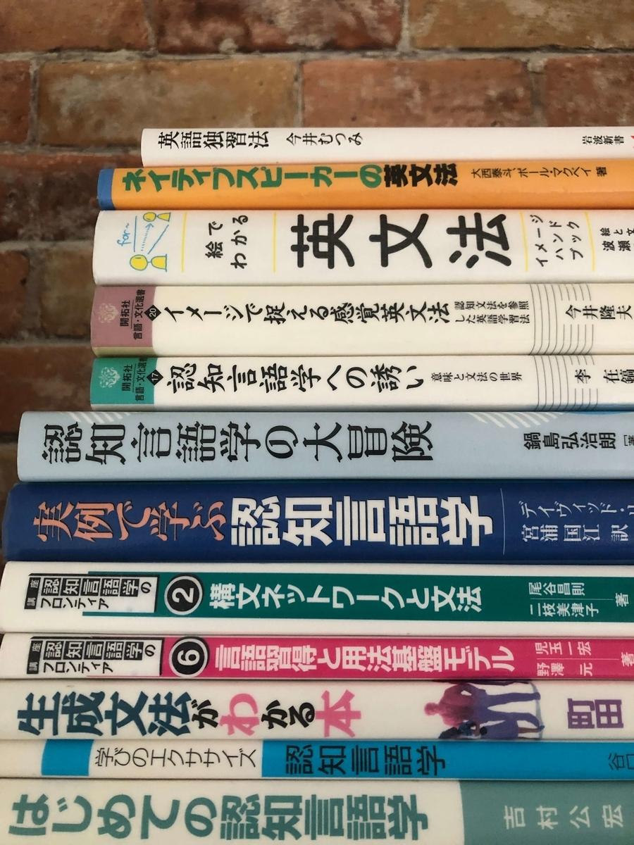 スキーマ 英語学習