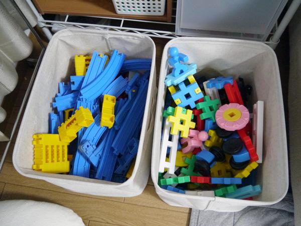 子どものおもちゃ プラレール ニューブロック