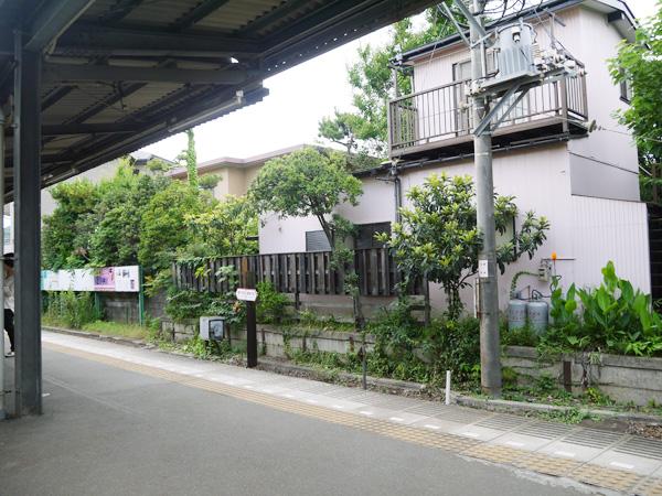 江の電 由比ケ浜駅