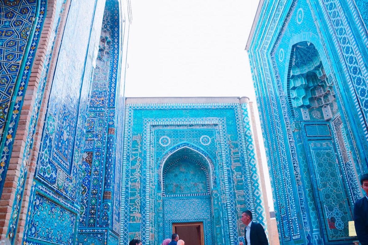 一人旅】ウズベキスタン(サマルカンド)3泊5日 - じょにっき