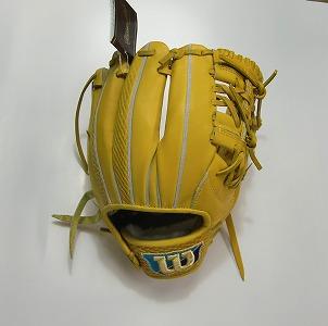 ウィルソンスタッフ WTARW69H 軟式用内野手用グローブ