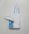 ウィルソン WTAFG0304 守備用手袋 ブルーカモ 限定