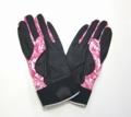 ウィルソン WTABG0606 バッティンググローブGRITE ピンクカモ 限定