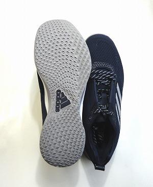 adidas アディダス TR3 野球スパイク Q16545 ネイビー×シルバー