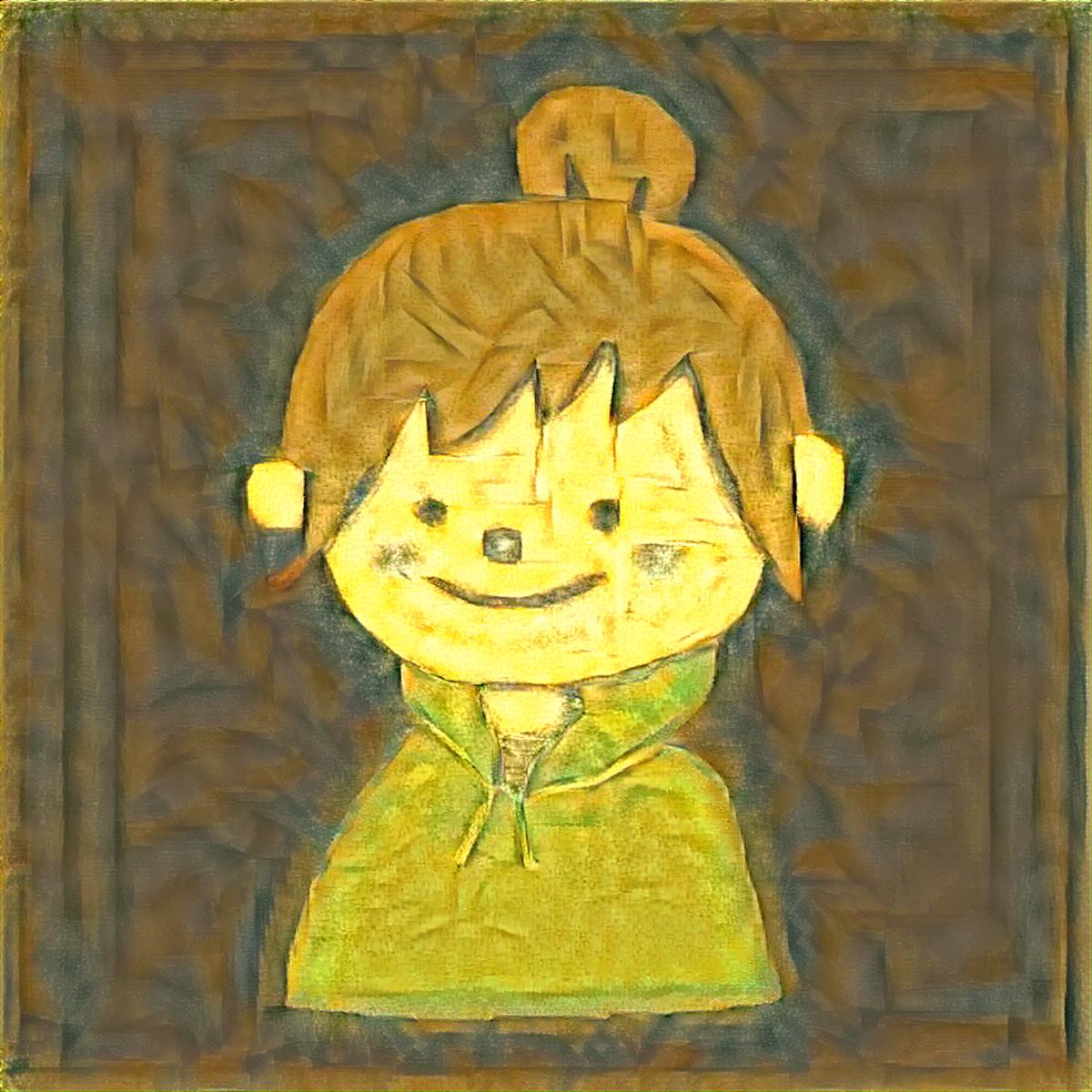 ピカソ風の五反田すんこ