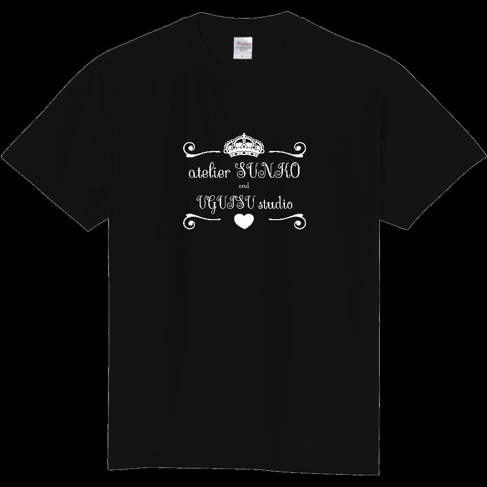 【オリラボマーケット】「すんこのアトリエとうぐいす工房」ロゴ入りTシャツ