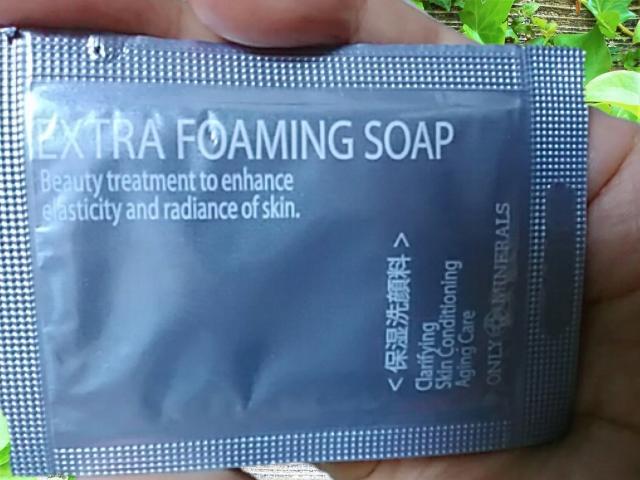 「エクストラ フォーミング ソープ(洗顔料)」