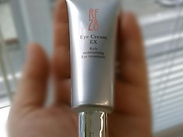 【RF28 アイクリーム(Eye Cream EX)】レビュー5