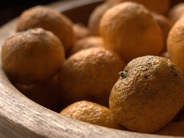 柑橘系の香りでリフレッシュ
