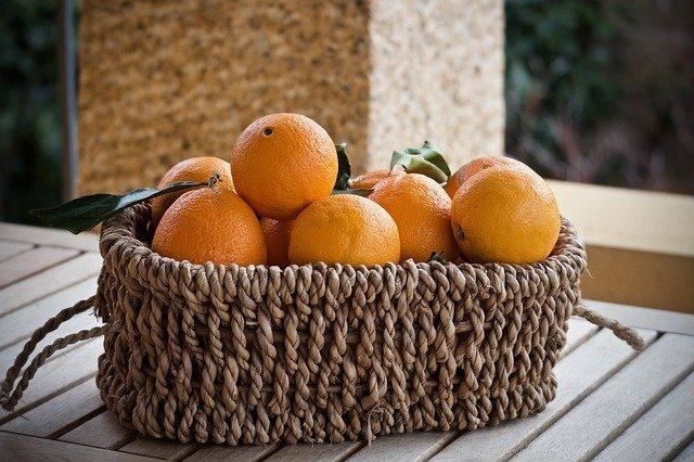 柑橘系の香り。種類
