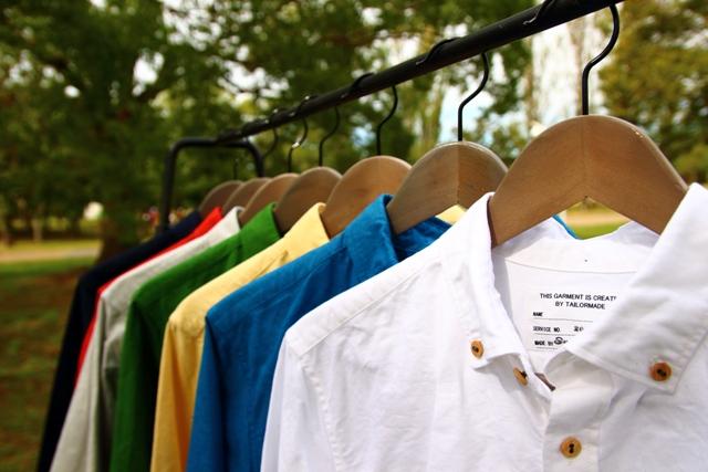 カジュアルオーダーシャツ