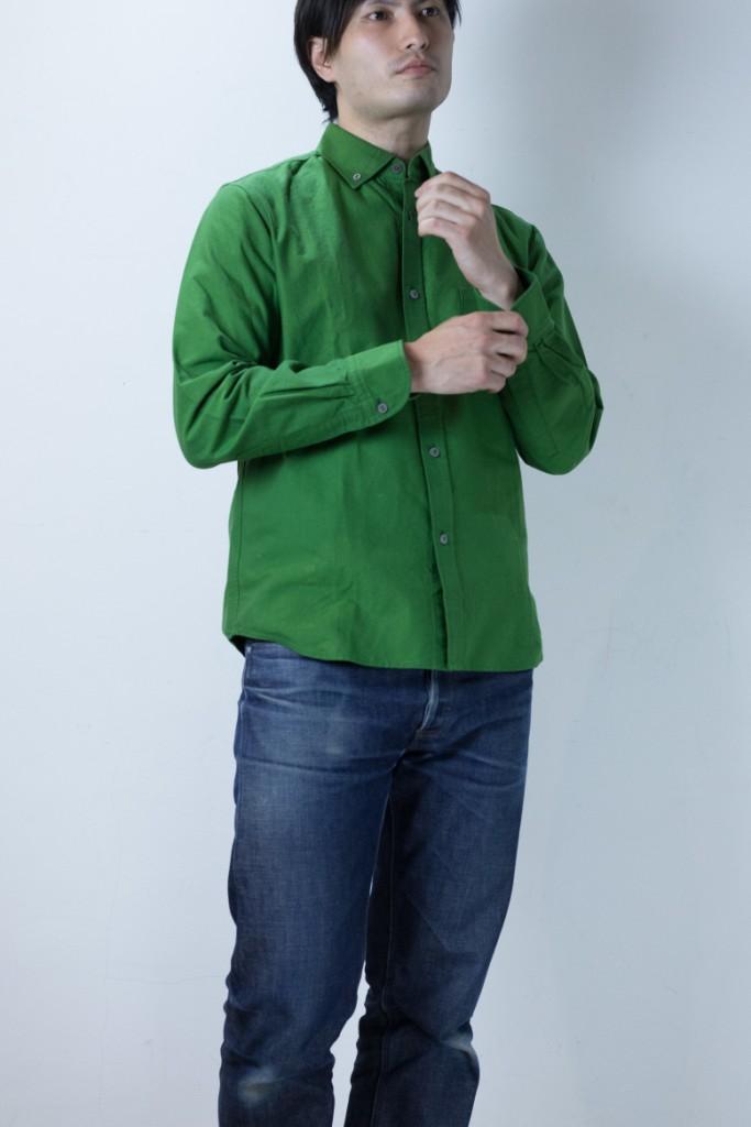 カジュアルシャツ オーダーメイド