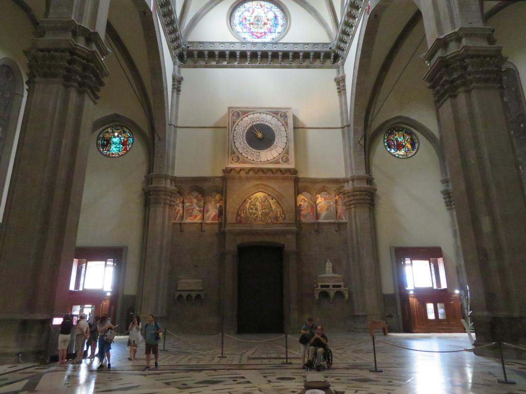 サンタ・マリア・デル・フィオーレ大聖堂2[イタリア]